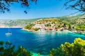 Photo Assos on the Island of Kefalonia in Greece