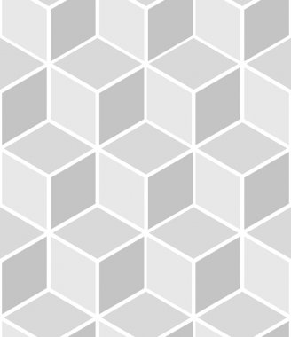 pattern made from hexagons