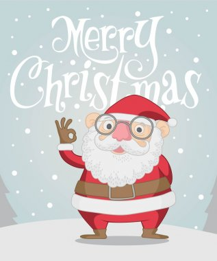 MARRY CHRISTMAST GREETING CARD