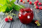 Photo Raspberry jam