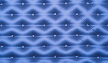 Blue Capitone background