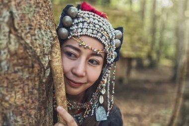 Teachers Hmong girl