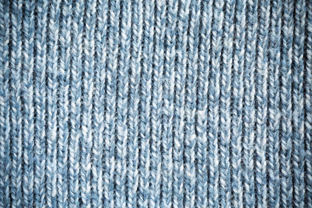 907320673ca4 Textura de tecido de lã azul close-up vista com direção vertical de  segmentos para o tradicional fundo casual em cores frias com volume e  perspectiva — Foto ...