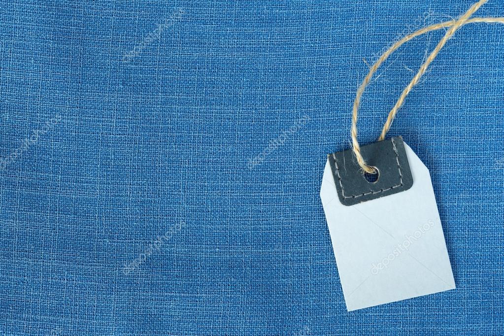 e525d7250c23 Fundo de tela azul claro e branco preço — Fotografias de Stock ...