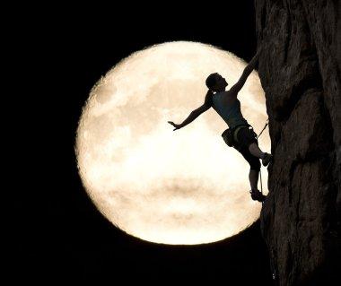 Moon climber