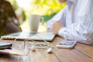 Remote office concept