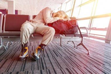 Canceled flight