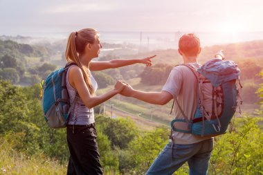 Young People Travelling