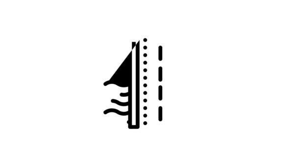 Animace ikon položek úpravy vody