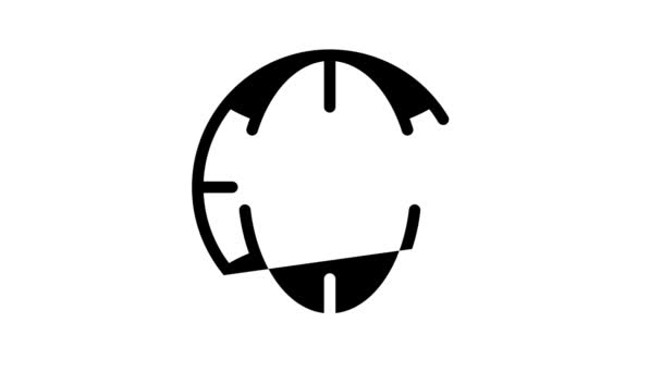 Animace ikon s problémy životního prostředí
