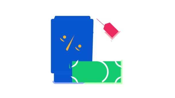 Animace ikon výměny zastaváren