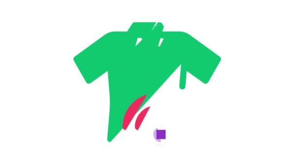 Bolti lopás ikon animáció
