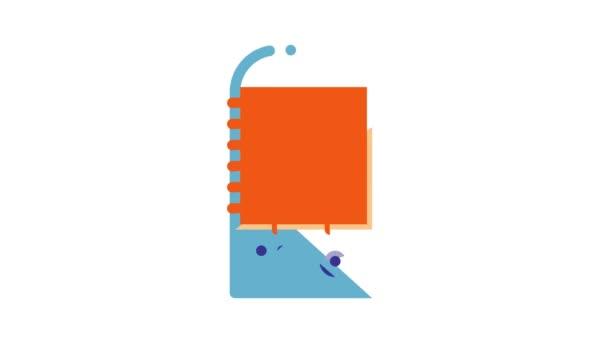 Animace ikon vytápění a chlazení