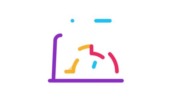 vysokorychlostní načítání webové stránky Icon Animation