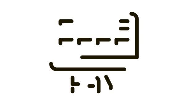Webshop-Zahlungskarte Icon Animation