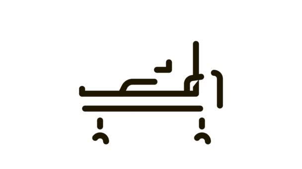 Median Rollstuhl Icon Animation