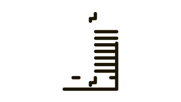 Rögbi játék Field Icon Animation
