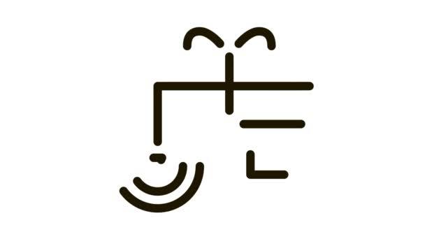 Dárková krabička s čipy Animace ikon