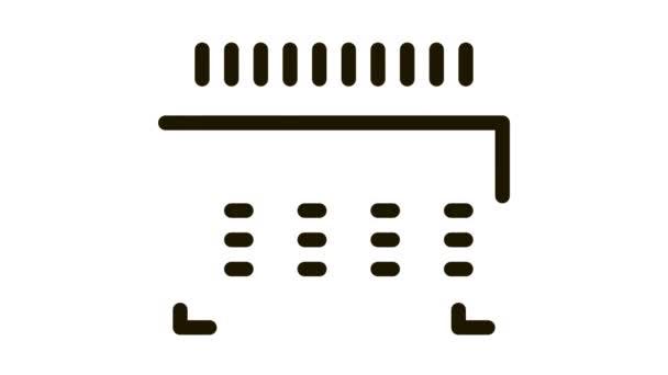 Home Elektronische Heizgeräte Icon Animation