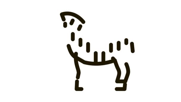 Zebra Icon Animation