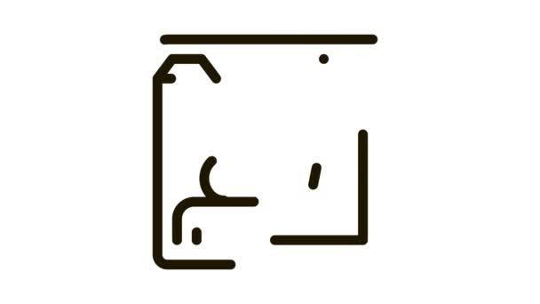 Diák személyes mappa ikon animáció