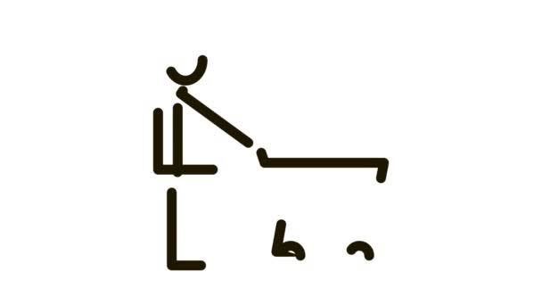 Vásárlói kosár Icon Animation