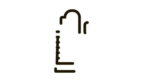 Penis Pump Icon Animation