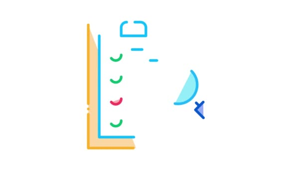 Document Research Icon Animation