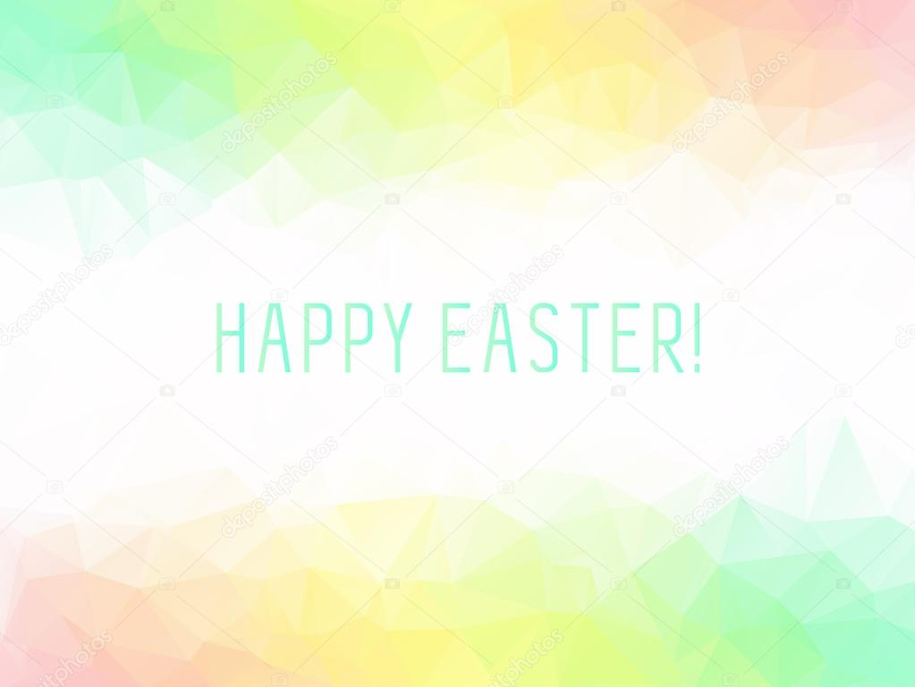Abstract spring background or vector frame