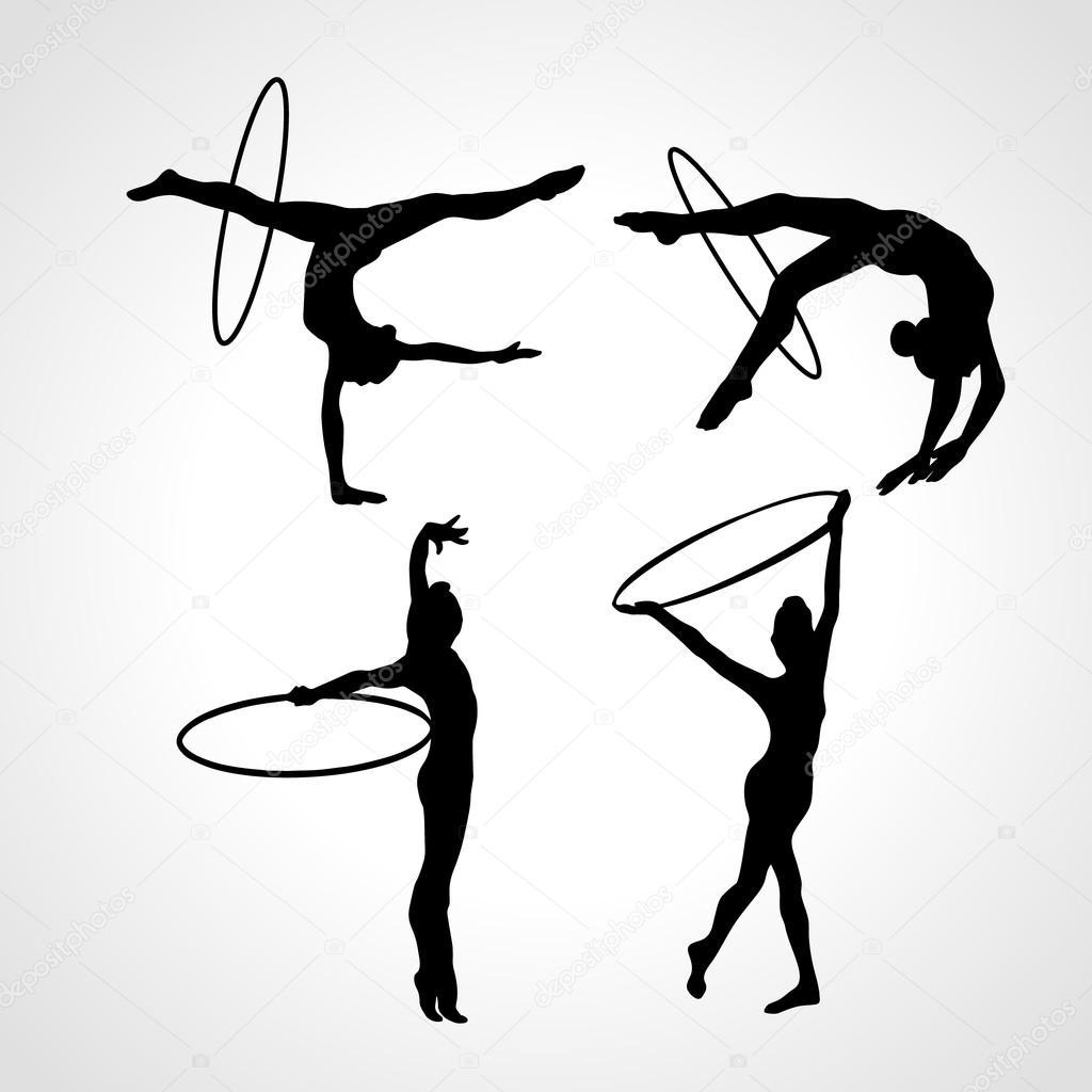 фото гимнастика девушек
