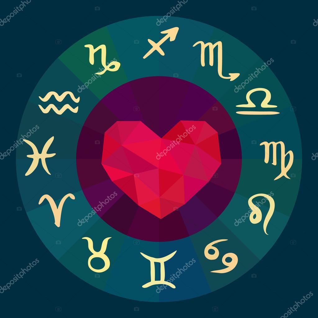 Zodiac signs love horoscope