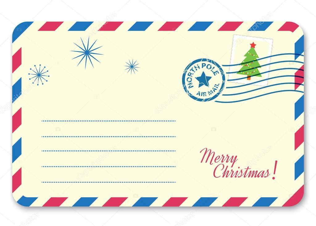 Plantillas De Carta De Santa Carta De Año Nuevo De Plantilla A