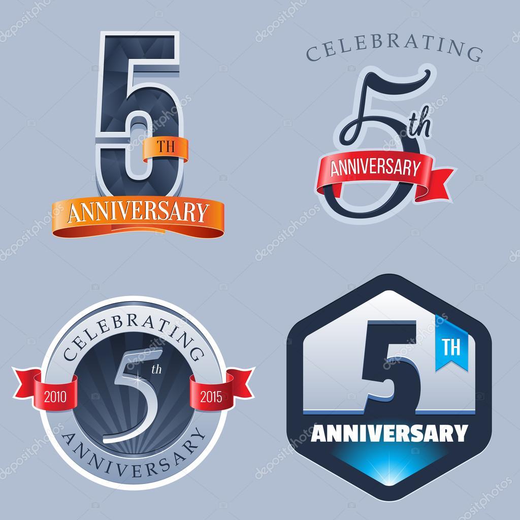 5 years anniversary logo stock vector shurik76 93925444 5 years anniversary logo stock vector biocorpaavc Gallery