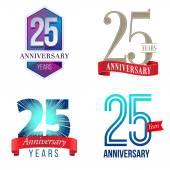 25 Jahre Firmenlogo
