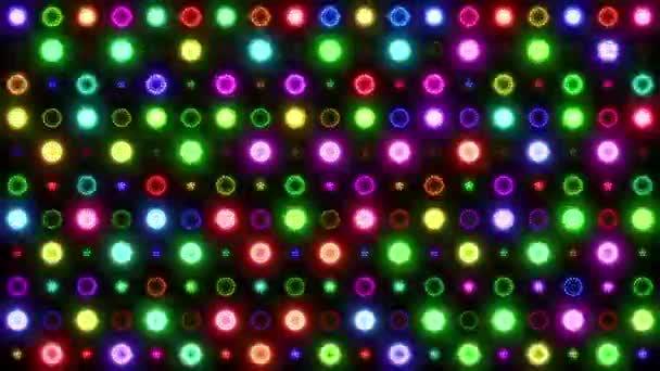 Colorful Lights Flashing VJ