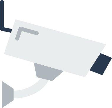 Camera icon, vector illustration icon
