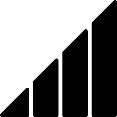 Vector illustration of a black and white icon icon