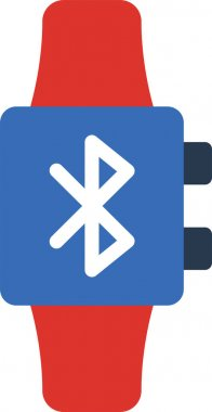 Bluetooth Connection vector illustration icon