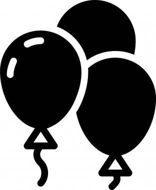 Vector illustration of cartoon chicken icon