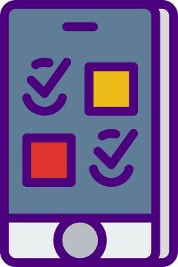 Vector illustration of seo modern icon icon