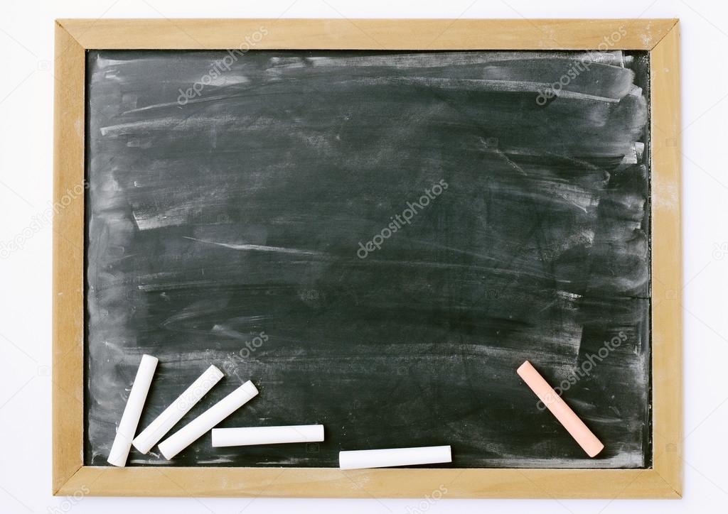 blank chalkboard in wooden frame stock photo nimon t 62242615