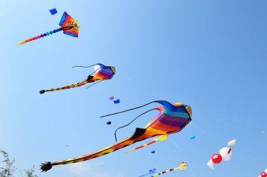 CHA- AM BEACH - MARCH 28: Thailand International Kite Festival