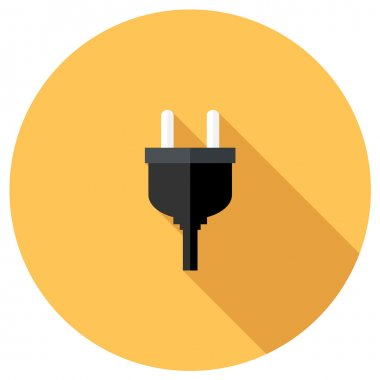 AC power plugs icon
