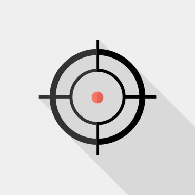 Sight (device) icon