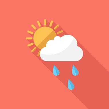 Rain icon.