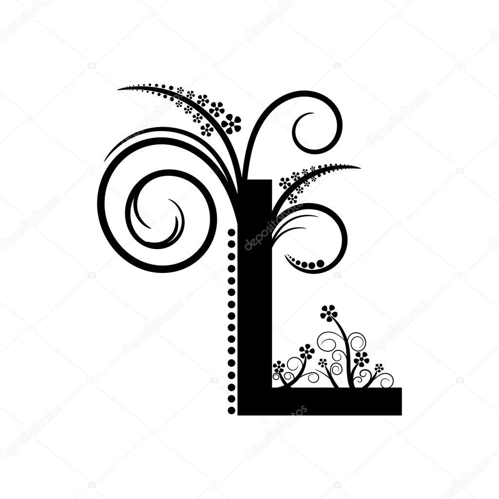 modele de lettre de l alphabet Modèle de lettre de L alphabet — Image vectorielle mas042 © #76374899 modele de lettre de l alphabet