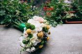 Fotografie colorful wedding bouquet
