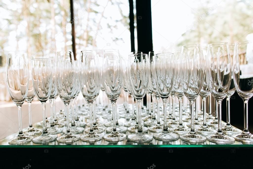 Wedding Reception Alcohol Drink Table Stock Photo Beorm 114788470