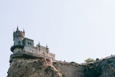 Fortress on a rock