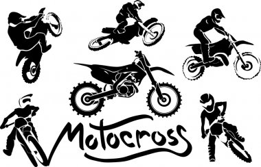 Off road Motorcycle set